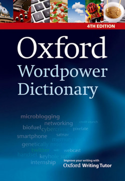 (21).OXFORD WORDPOWER DICTIONARY