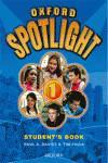 (07).SPOTLIGHT 1º.ESO (STUDENTS+CD)