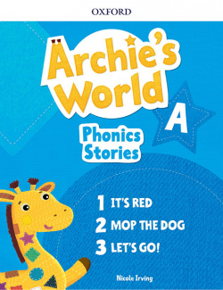 ARCHIE S WORLD A PHONICS READERS PACK