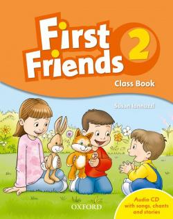 (11).FIRST FRIENDS 2.CLASSBOOK (5 AÑOS)