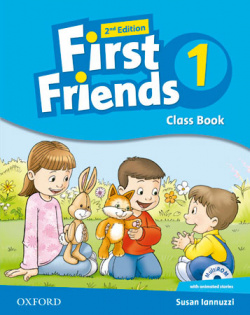 Little and First Friends 1: Class Book Multi-ROM Pack 2nd Ed