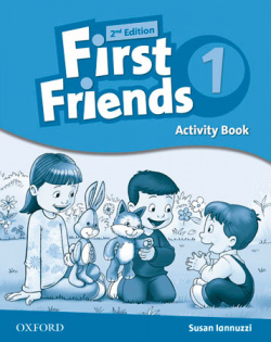 Little and First Friends 1: Activity Book 2nd Edition