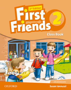 Little and First Friends 2: Class Book Multi-ROM Pack 2nd Ed