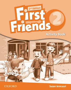 Little and First Friends 2: Activity Book 2nd Edition