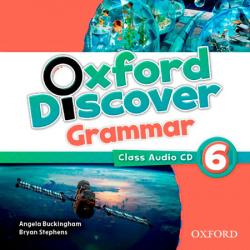 (CLASS CD).OXFORD DISCOVER GRAMMAR 6 (CLASS AUDIO CD)