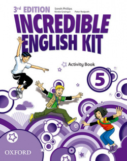 (14).INCREDIBLE ENG.KIT 5ºPRIM.(ACTIVITY BOOK) 3ªED