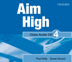 (CLASS CD).AIM HIGH 5.(3 CLASS AUDIO CD)