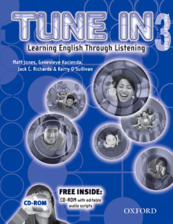TUNE IN 3.(TEACHER BOOK)
