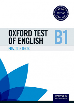 OXFORD TEST OF ENGLISH B1 PACK