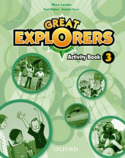(14).GREAT EXPLORERS 3º.PRIM.(ACTIVITY BOOK)