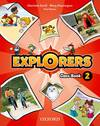 ^^(11).EXPLORERS 2º.PRIM.(CLASS BOOK+SONGS CD)