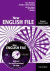 ^^(TCHS).NEW ENG.FILE BEGINNERS (RESOURCE PACK PROFESOR