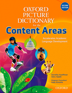 The Oxford Picture Dictionary for the Content Areas. Monolin