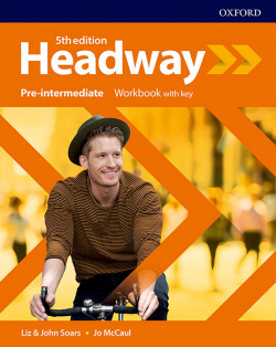 HEADWAY PRE INTERMEDIATE WORKBOOK WITH KEY FIFTH EDITION