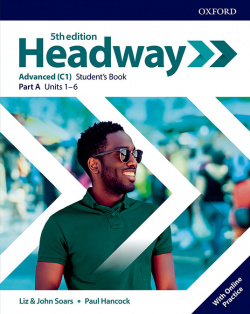 HEADWAY ADVANCED SPLIT STUDENTS A FIFTH EDITION
