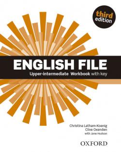 (14).ENGLISH FILE UPPER-INTERMEDIATE (WORKBOOK+KEY)