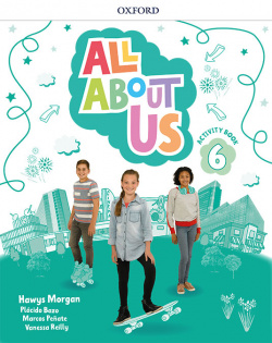 ALL ABOUT US 6 ACTIVITY +CD