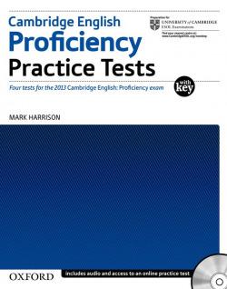 CAMBRIDGE ENGLISH:PROFICIENCE PRACTICE TEST +KEY