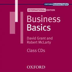 (INTERNATIONAL.CD).BUSINESS BASICS.(AUDIO CLASS CD
