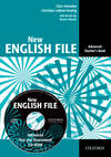 ^^(TCHS).NEW ENGLISH FILE ADVANCED (TEACHER´S.PROFESOR