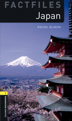 Oxford Bookworms Library 1 Factfiles. Japan MP3 Pack