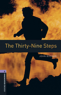 Oxford Bookworms Library 4. Thirty Nine Steps MP3 Pack