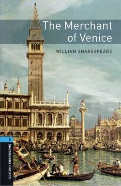 Oxford Bookworms Library 5. Merchant of Venice MP3 Pack