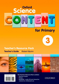 Science Content 3: Teachers Resource Pack