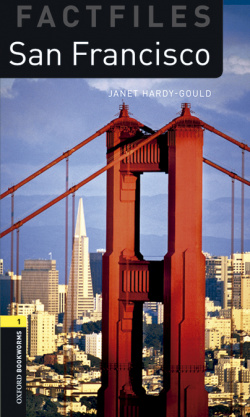 Oxford Bookworms Library 1. San Francisco MP3 Pack