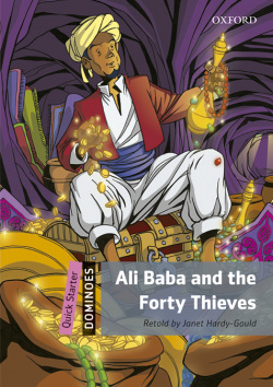 Dominoes Quick Starter. Ali Baba and the Forty Thieves MP3 P