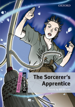 Dominoes Quick Starter. The Sorcerers Apprentice MP3 Pack