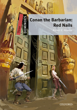 Dominoes 3. Conan the Barbarian. Red Nails MP3 Pack