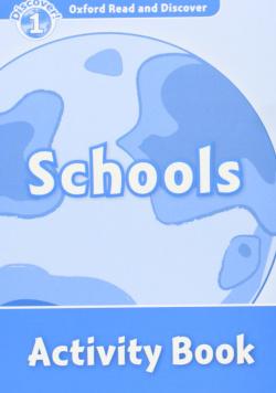 Oxford Read & Discover. Level 1. Schools: Activity Book