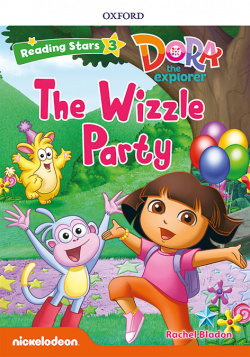 Reading Stars 3. Dora The Wizzle Party MP3 Pack