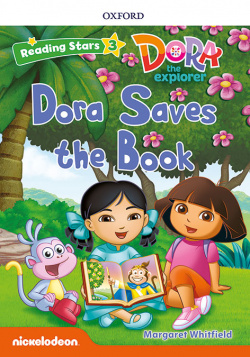 Reading Stars 3. Dora Saves the Book MP3 Pack