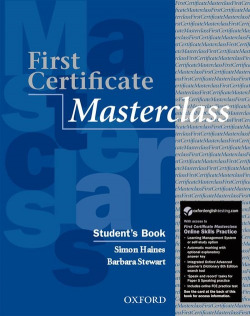 ANT/(11).FIRST CERTIFICATE MASTERCLASS (ST)