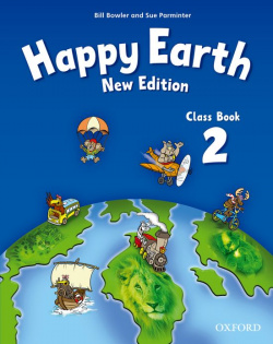 Happy Earth 2: New Edition: Class Book New Edition