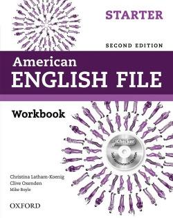AMERICAN ENGLISH FILE START WB W/O PK 2ED