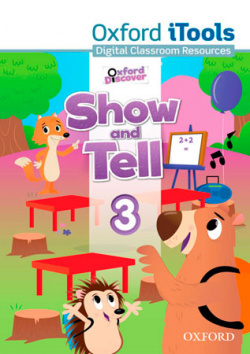 (DVD).SHOW AND TELL 3 OXFORD ITOOLS