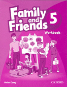 FAMILY & FRIENDS 5 WORKBOOK