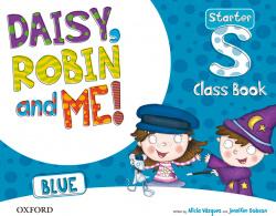 (15).DAISY ROBIN & ME STARTER BLUE (3 AÑOS).CLASSBOOK PACK