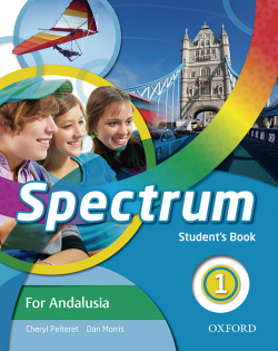 Spectrum 1. Students Book Andalucía