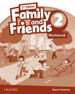 (14).FAMILY & FRIENDS 2º.PRIM.(WORKBOOK).2ªED