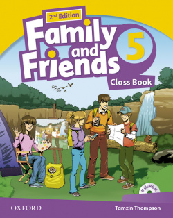 (14).FAMILY & FRIENDS 5º.PRIM.(CLASSBOOK+CD).2ªED