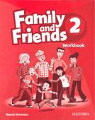 FAMILY & FRIENDS 2 WORKBOOK