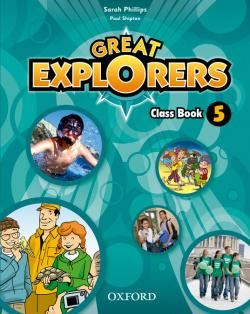Great Explorers 5 Class Book Rev