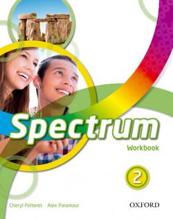 Spectrum 2. Workbook