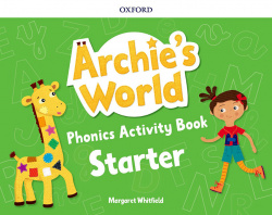 ARCHIE S WORLD PHONICS STARTER ACTIVITY BOOK