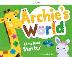ARCHIE'S WORLD STARTER COURSEBOOK PACK