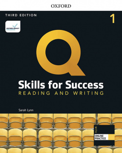 Q: Skills for Success 1 Reading and Writing Student Book with iQ Online Practice